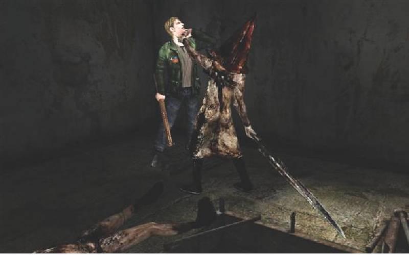 Silent Hill 2, retrogaming, James Sunderland, Konami, PlayStation 2, Silent Hill 2 remastered , Silent Hill HD Collection