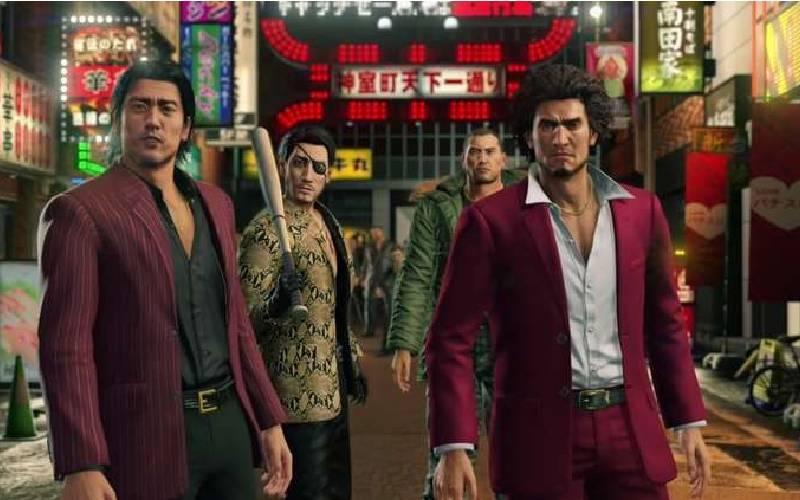 Yakuza: Like a Dragon, Yakuza, SEGA,  Ryu ga Gotoku Studio