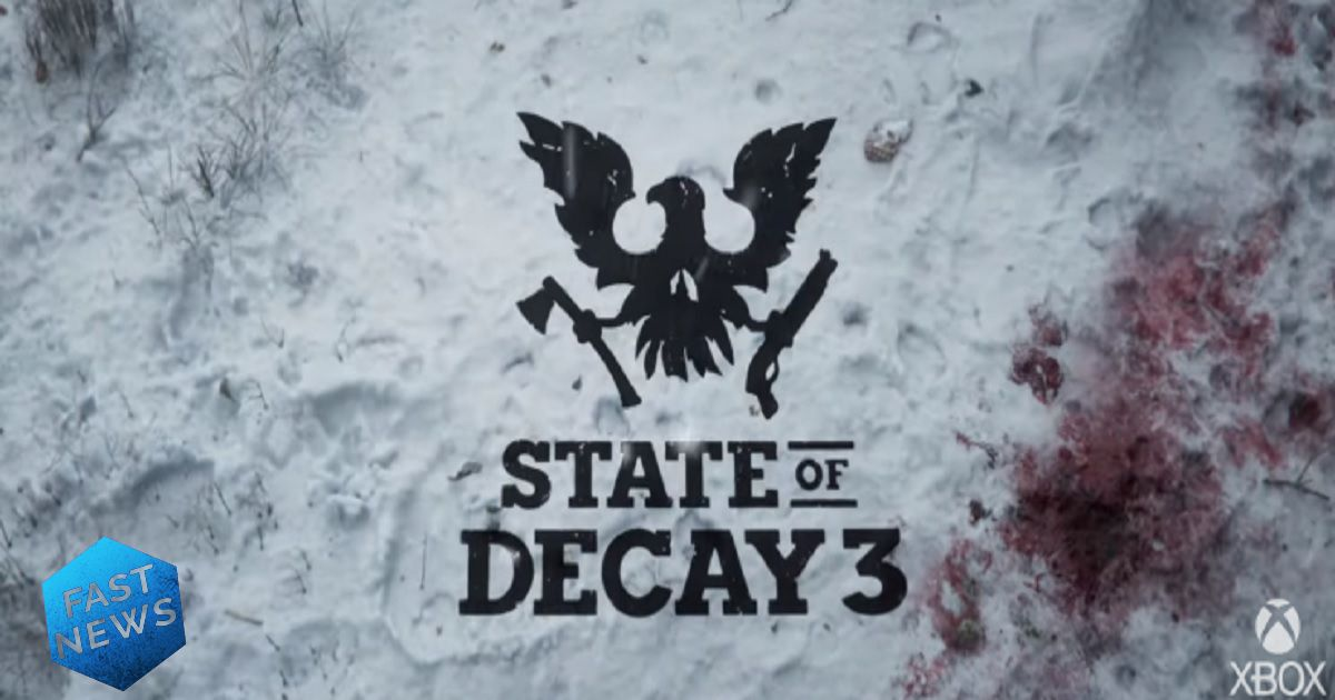 state of decay 3 xbox series x
