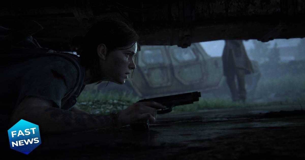 The last of us Parte II, The last of us, Naughty Dog, Ellie, The Last of Us Parte II finale originale, The Last of Us Parte II finale alternativo