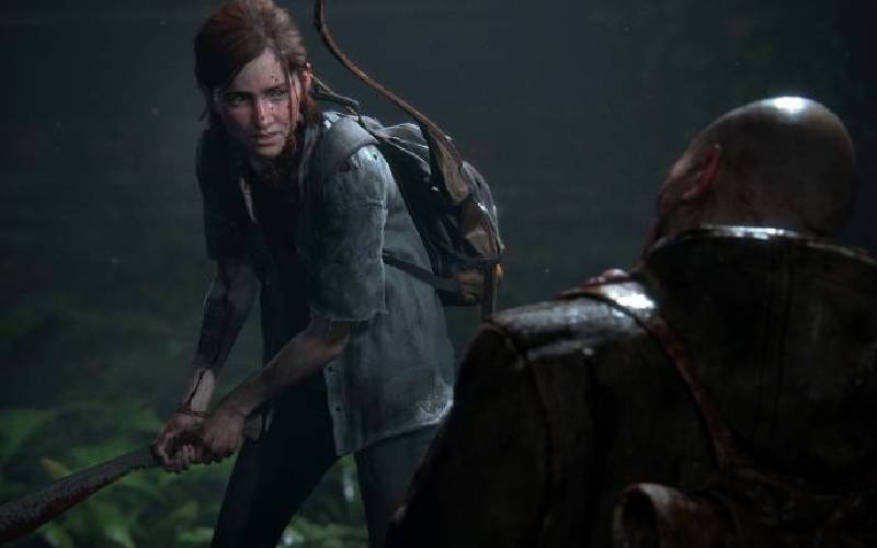 the last of us Parte 2, the last of us, tlou 2, tlou Naughty Dog, Ellie