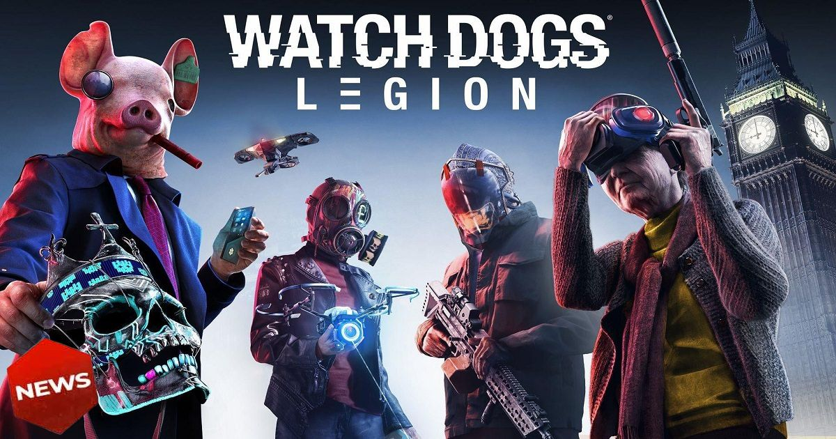 nuovo trailer di watch dogs legion