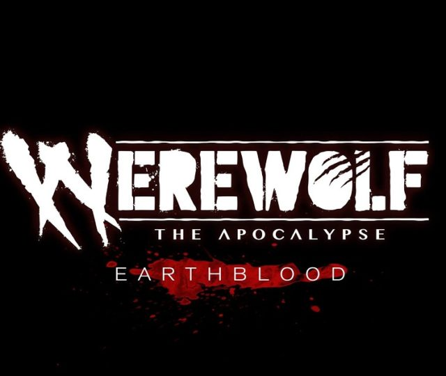 Copertina per Werewolf The Apocalypse Earthblood