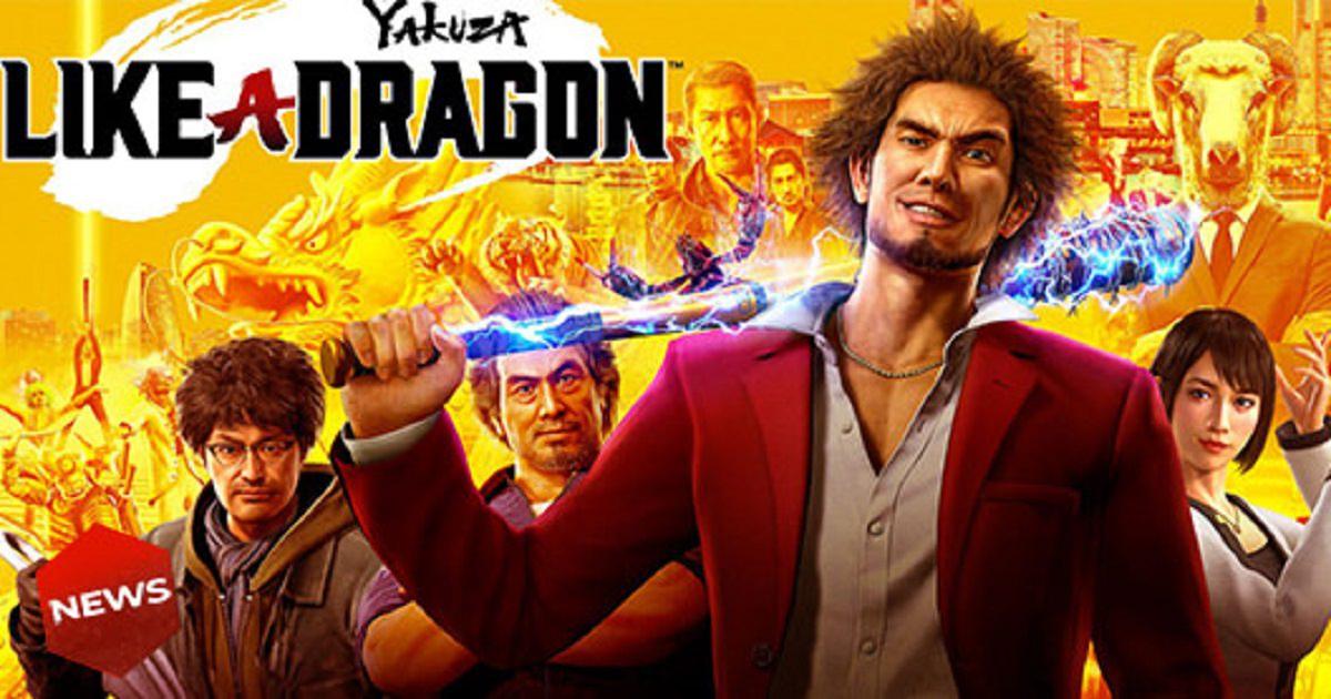 yakuza like a dragon sarà localizzato in italiano