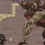 Yarntown Bloodborne ritorna in grafica 16-bit in stile Legend of Zelda