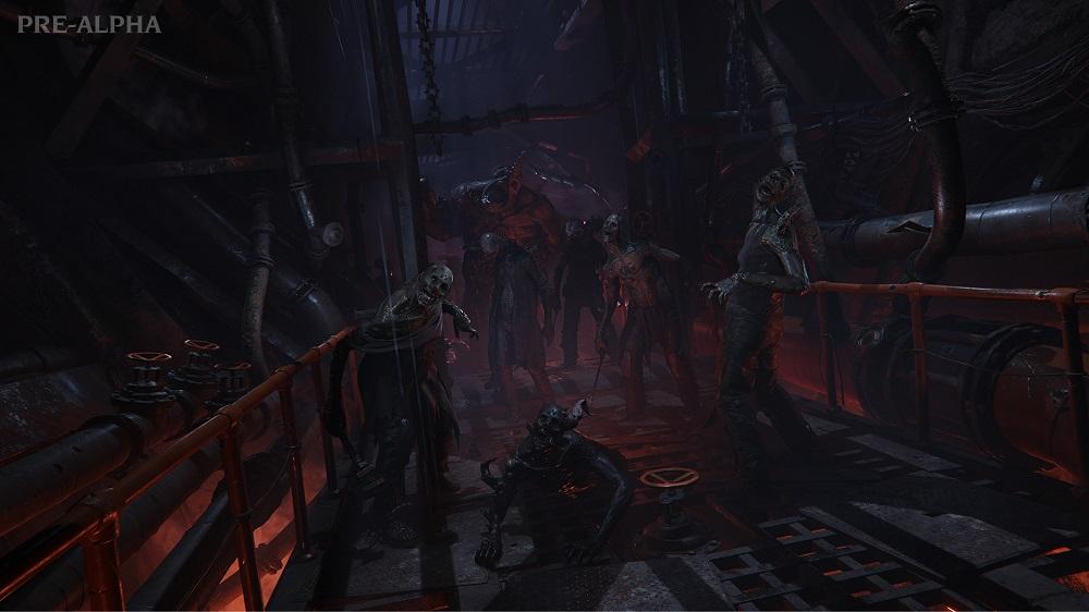 Screenshot di Darktide