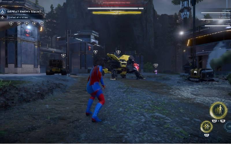 marvel's avengers, marvel's avengers crystal dynamics, marvel's avengers anteprima, marvel's avengers preview, marvel's avengers square enix