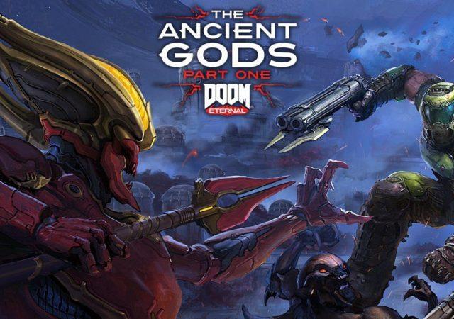 Copertina per Ancient Gods