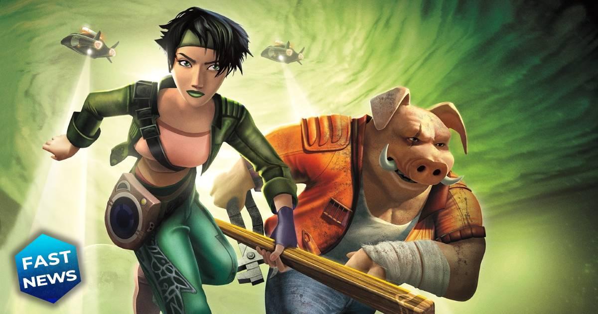 Beyond Good & Evil, Netflix, Ubisoft, Jade, Beyond Good & Evil film