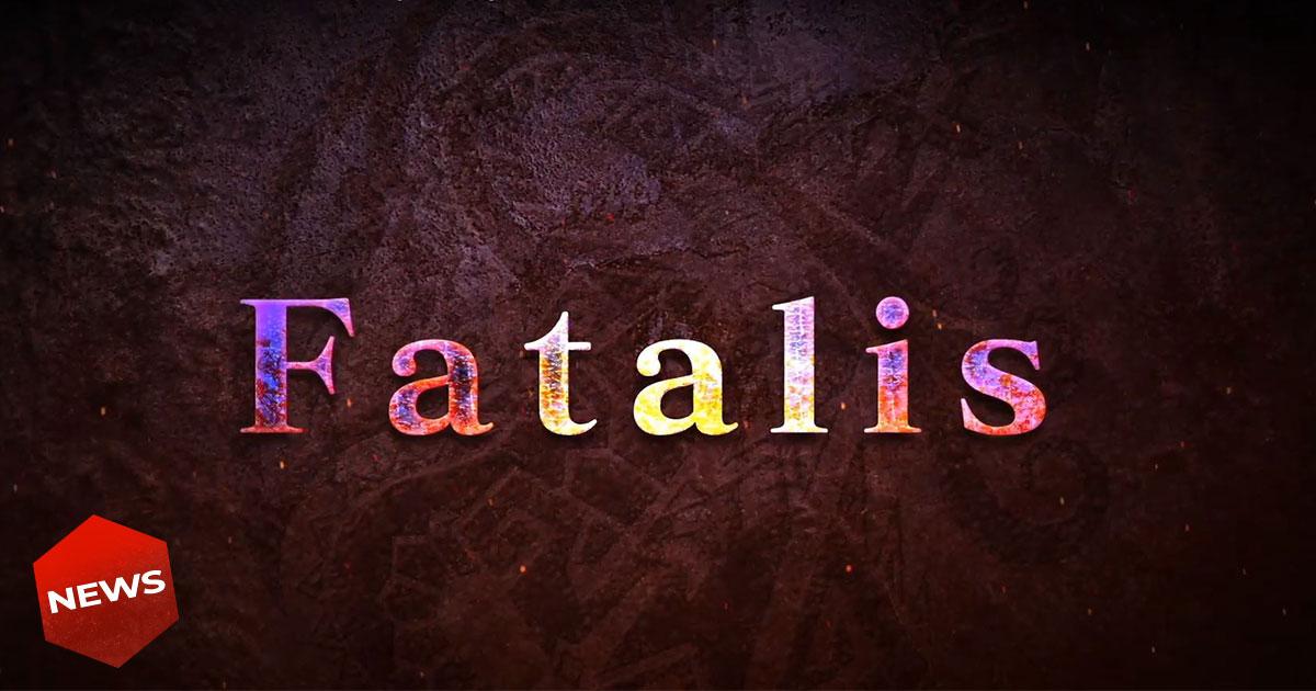 Copertina per ritorno del Fatalis