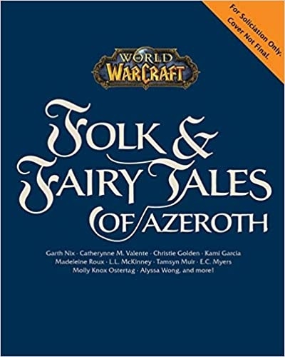 world of warcraft libro folklore