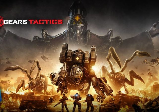 Gears Tactics, Gears of War, Xbox One, Microsoft, Splash Damage, The Coalition