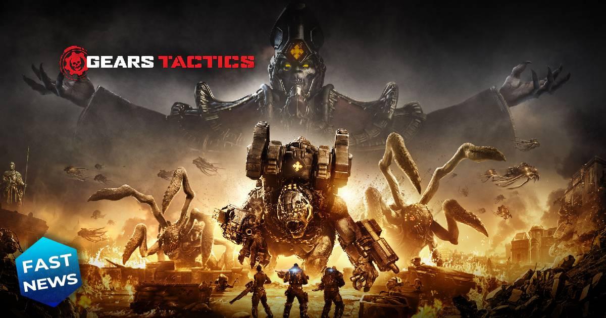 Gears Tactics, Gears of War, Xbox One, Microsoft, Splash Damage, The Coalition