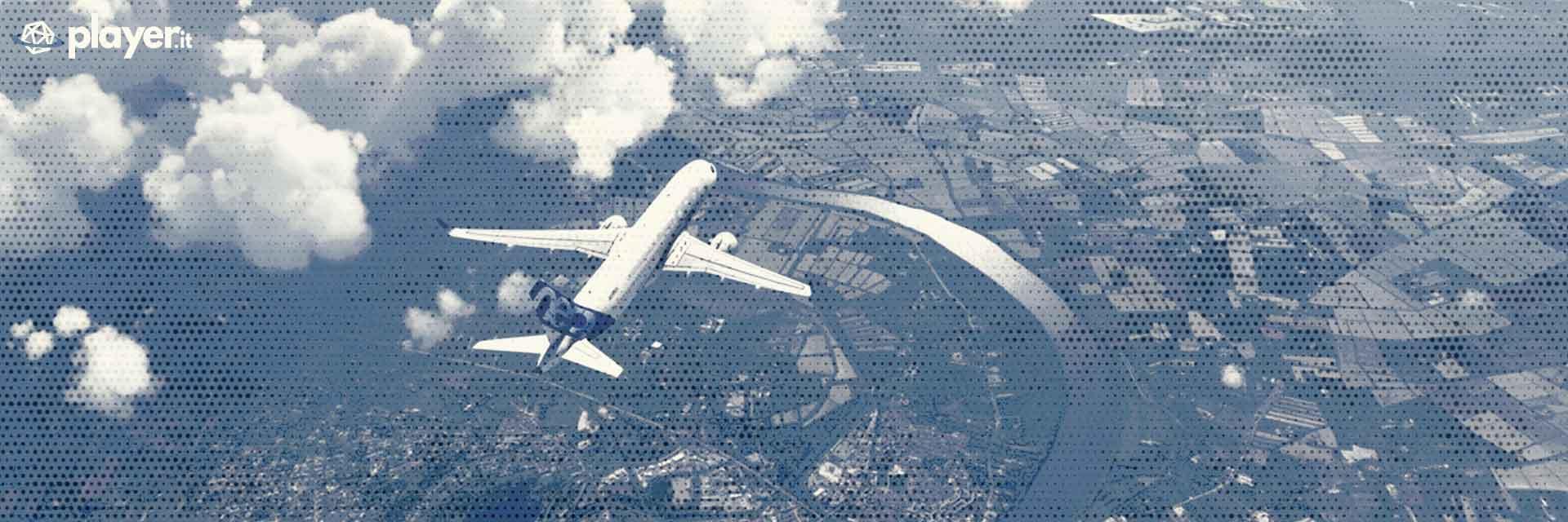 immagine in evidenza del gioco Microsoft Flight Simulator
