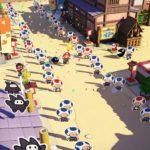 Paper Mario: The Origami King, la posizione di tutti i Toad nascosti nel gioco