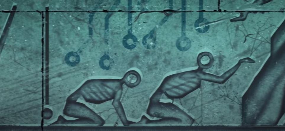 Raffigurazione dei Necrontyr