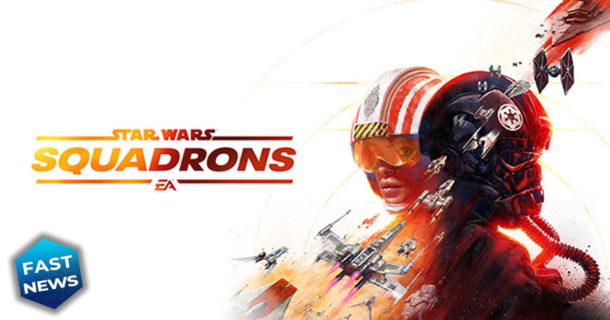 star wars squadrons uscirà il 2 ottobre