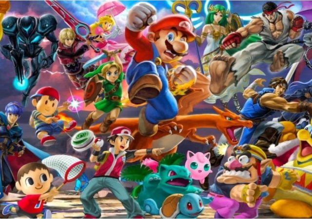 Super Smash Bros. Ultimate, Super Smash Bros., Nintendo, Super Smash Bros. Ultimate nuovo livello
