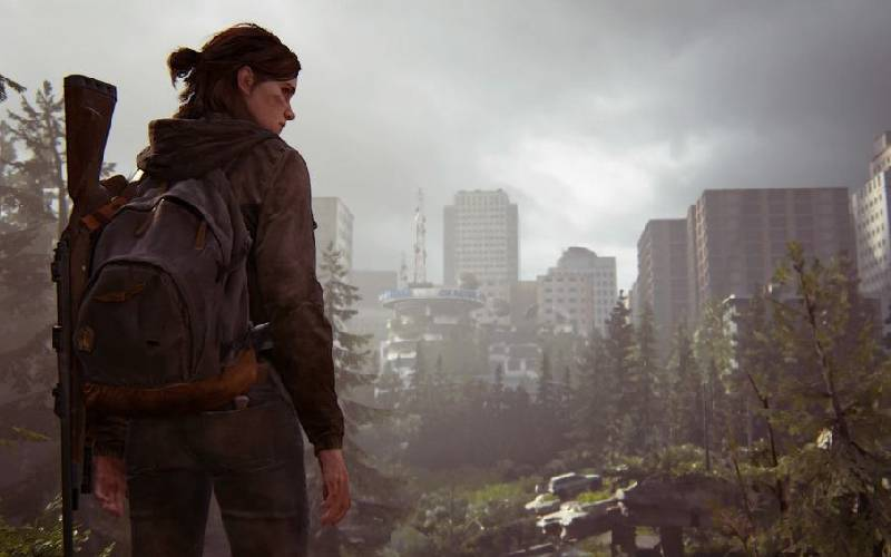 The Last of Us, Naughty Dog, Sony, Ellie, The Last of Us Serie TV, The Last of Us HBO, The Last of Us Parte II