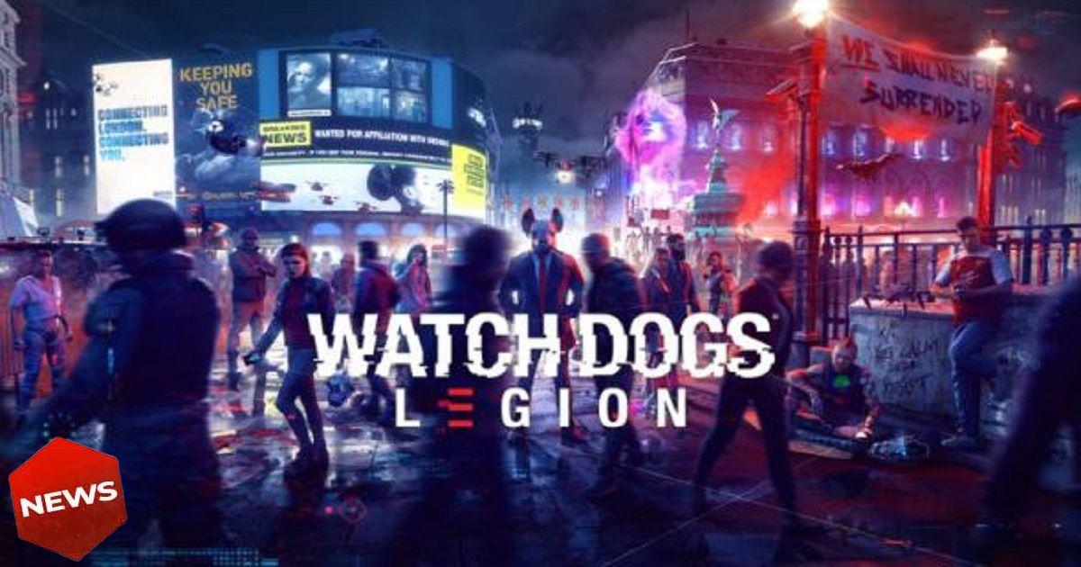 watch dogs legion, gli npc avrnno orari che potremo controllare