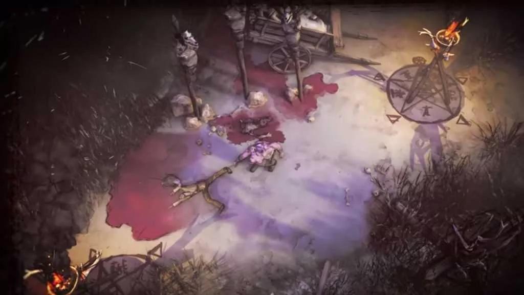 Weird West: cadaveri e sangue ovunque