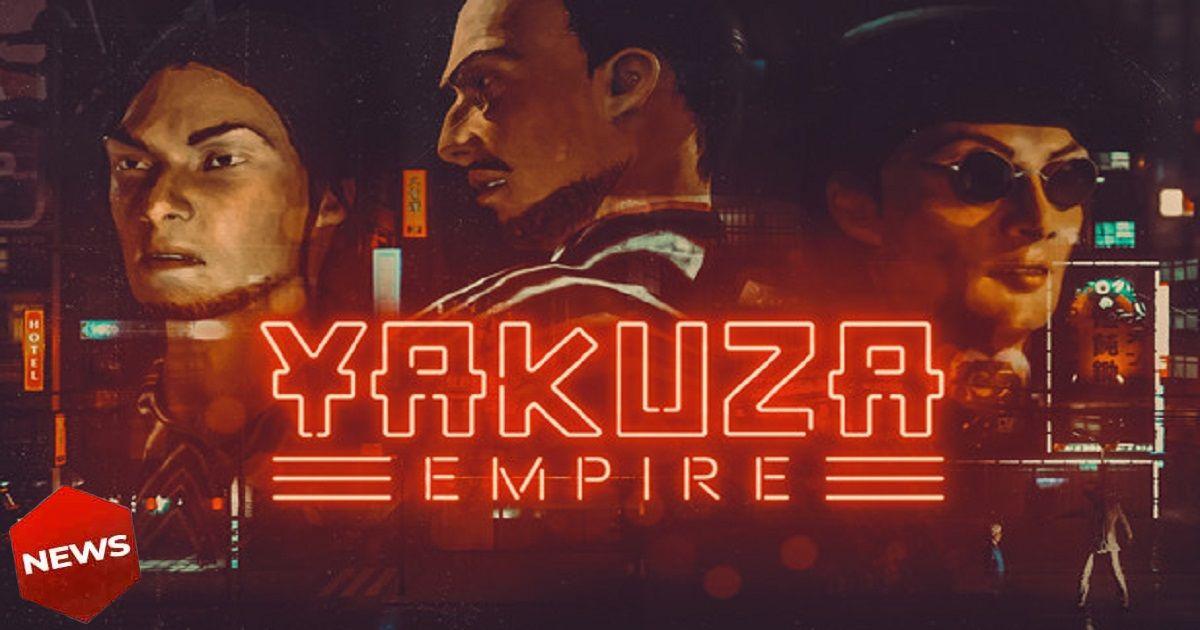 yakuza empire, nuovo strategico a turni