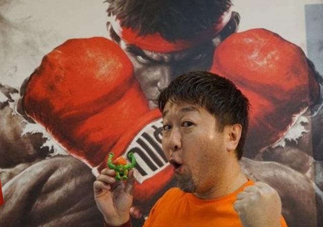 yoshinori ono produttore di street fighter si dimette da capcom