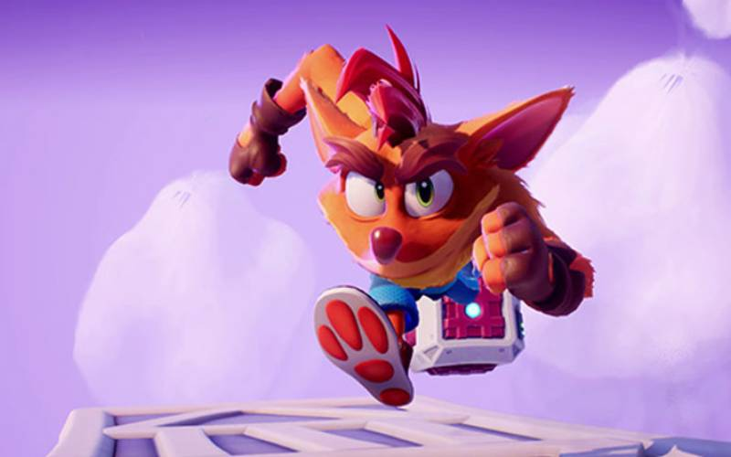 Crash Bandicoot, Crash Bandicoot 4: It's About Time, Toys for Bob
