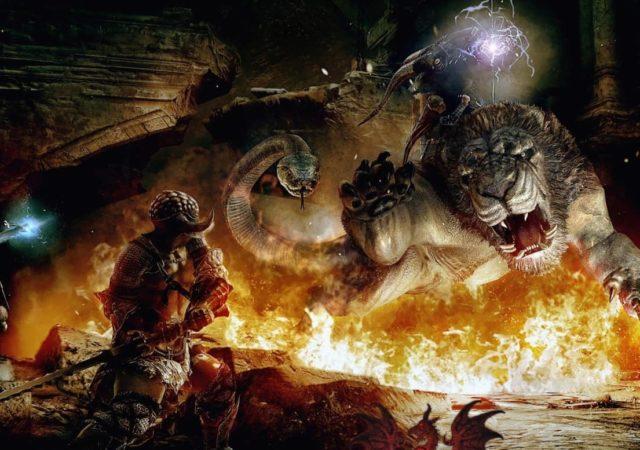 Dragon's Dogma cover