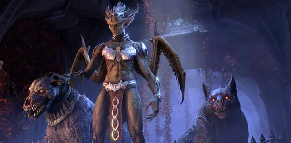 Lady Thorn, il boss finale del dungeon Castle Thorn