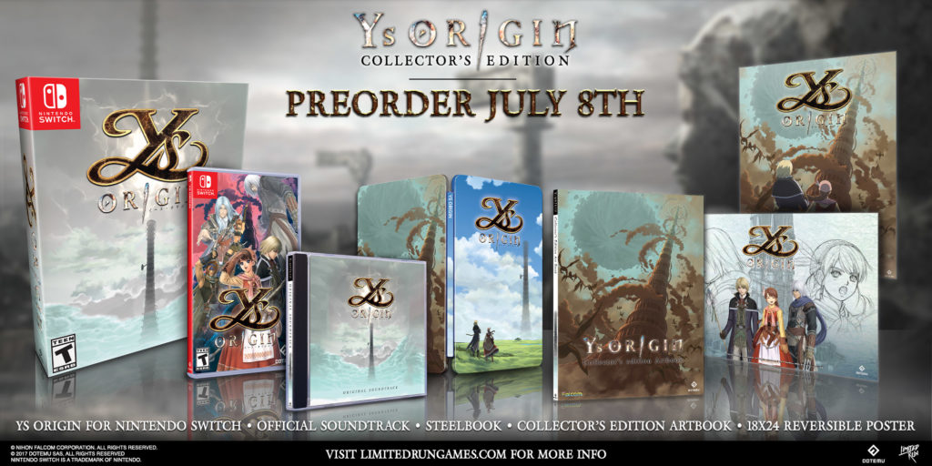box preorder collector's edition