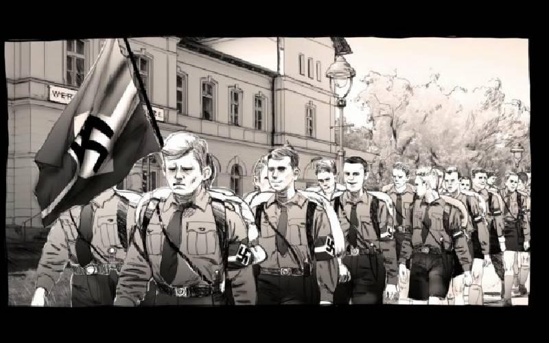 Attentat 1942, Charles Games, videogiochi seconda guerra mondiale