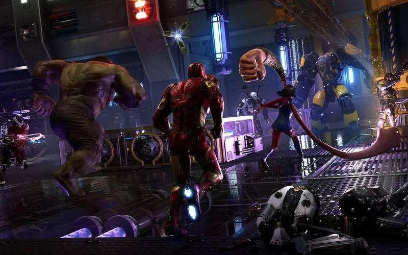 marvel's avengers, marvel's avengers crystal dynamics,   marvel's avengers square enix, Marvel's Avengers PC, Marvel's Avengers caratteristiche PC esclusive