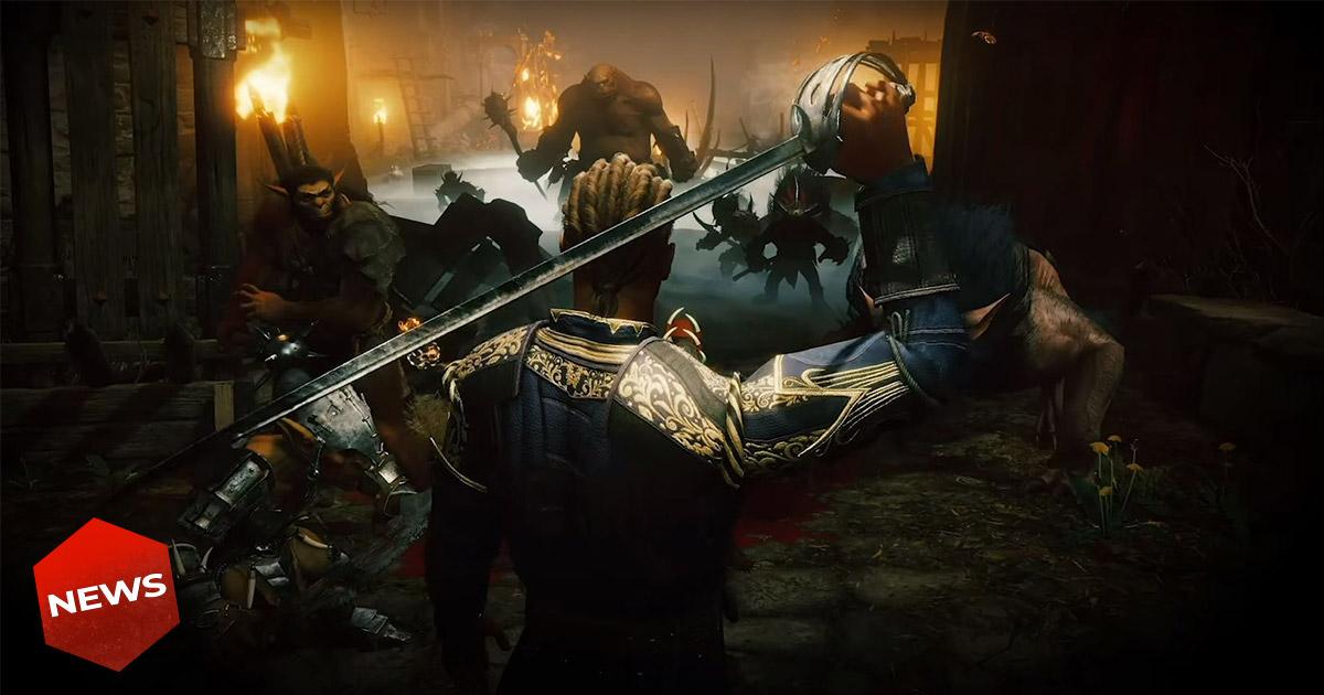 Baldur's Gate 3 copertina nuova
