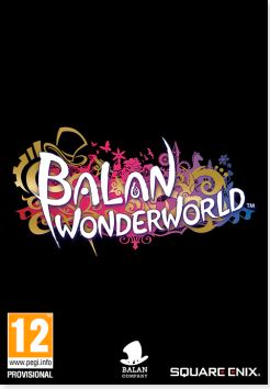 Balan Wonderworld PEGI 12
