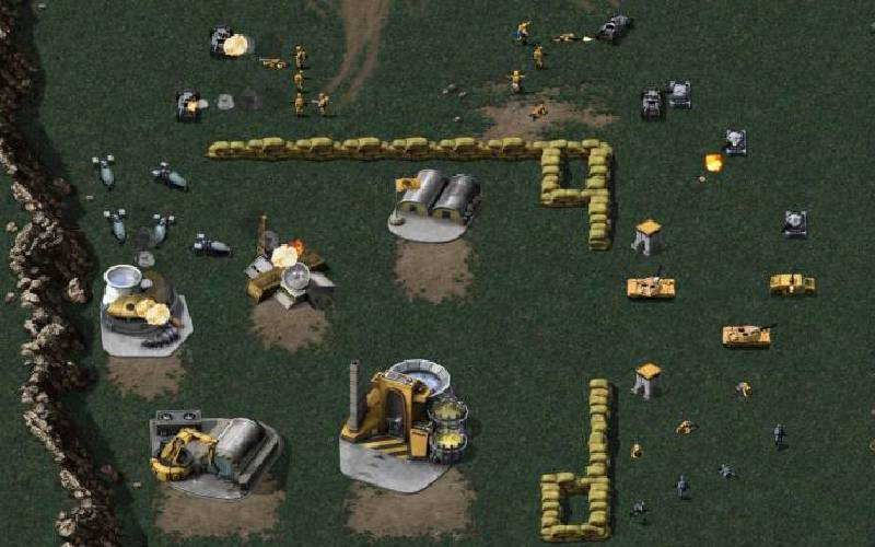 Command & Conquer, Command e Conquer 1995, Westwood Studios