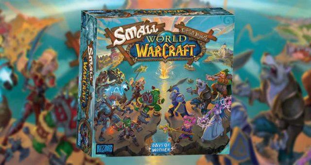 small world of warcraft copertina