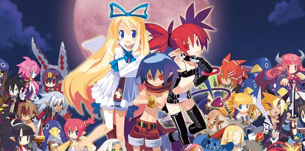 personaggi della serie Disgaea