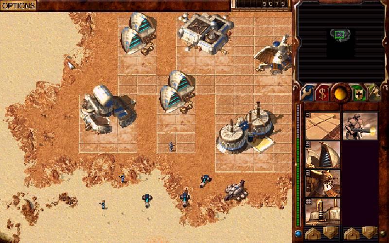 Dune 2000, Dune 2000 videogioco, Dune 2000 (1998), Westwood Studios