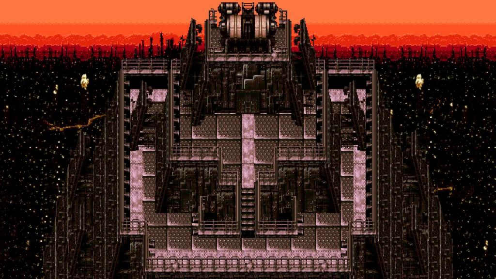 Vector, capitale dell'impero in Final Fantasy VI.