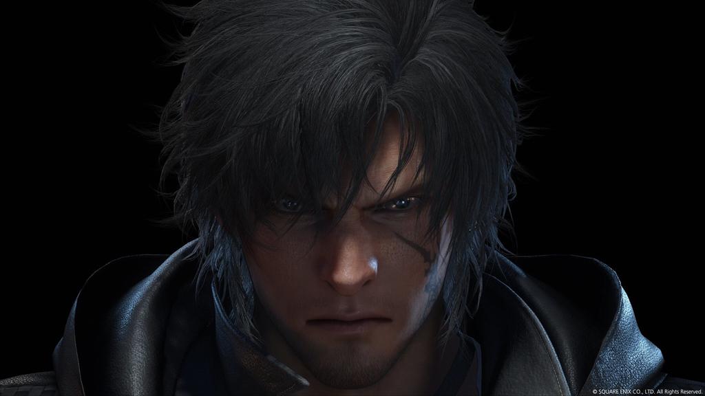 Uno dei protagonisti visto nel trailer di Final Fantasy XVI