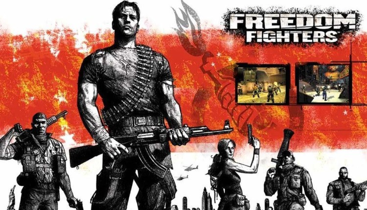 Freedom Fighters poster