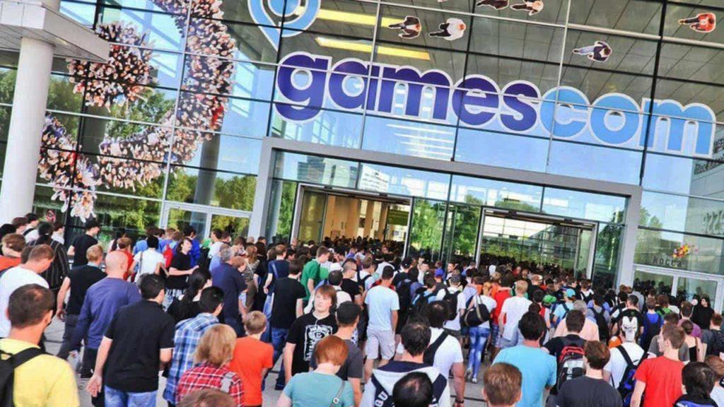 Folla in una passata edizione del Gamescom