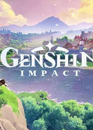 locandina del gioco Genshin Impact