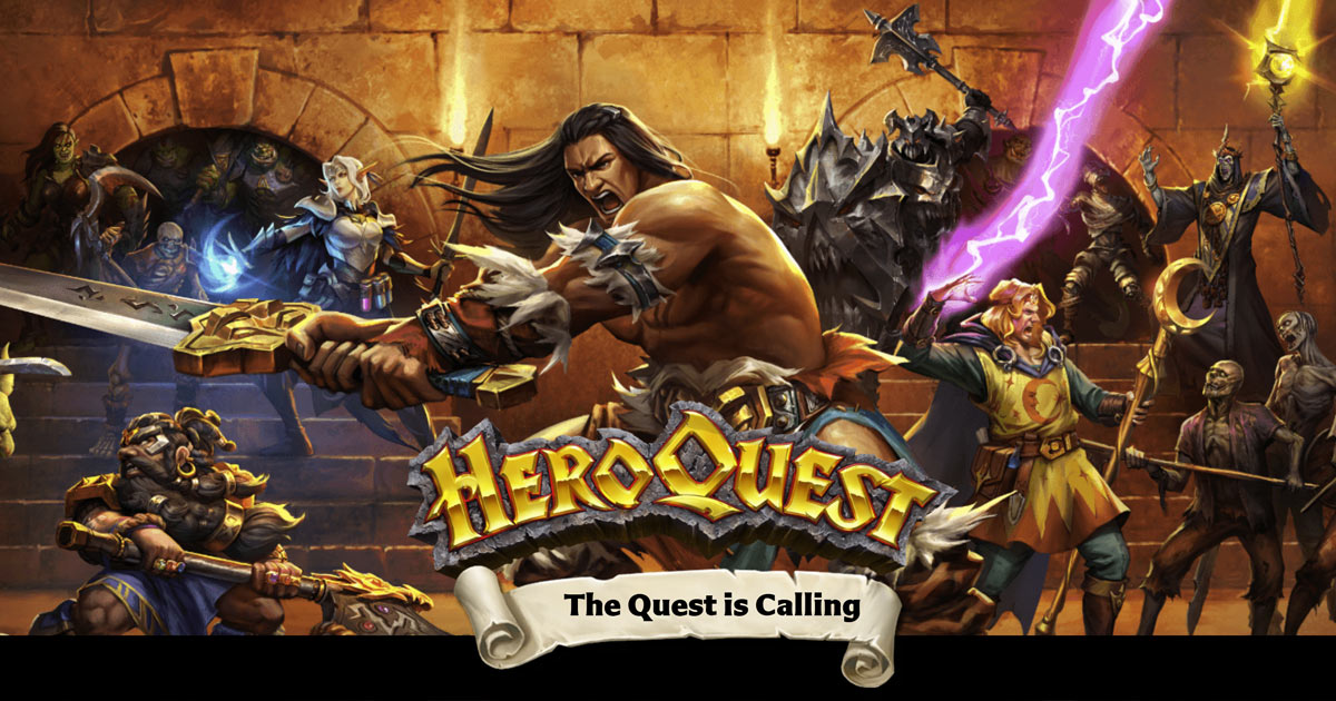 heroquest ristampa