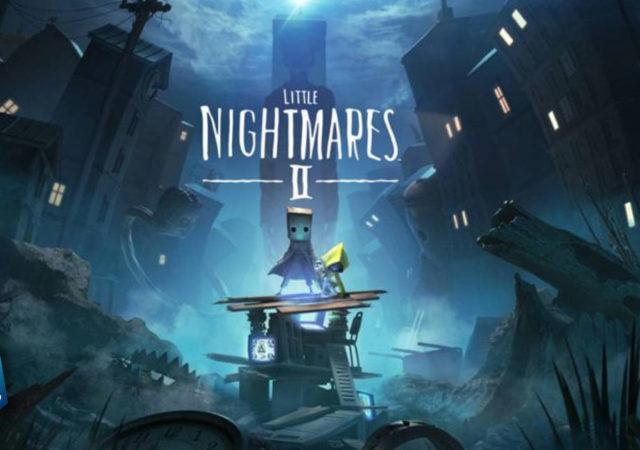 little nightmares II annunciate le edizioni limitate aperti i preorder