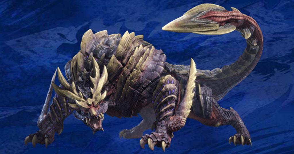 Magnamalo, mostro principale di Monster Hunter Rise