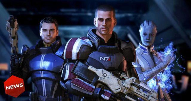 Mass Effect: Legendary Edition, Mass Effect, Mass Effect: Legendary Edition prosticipato al 2021