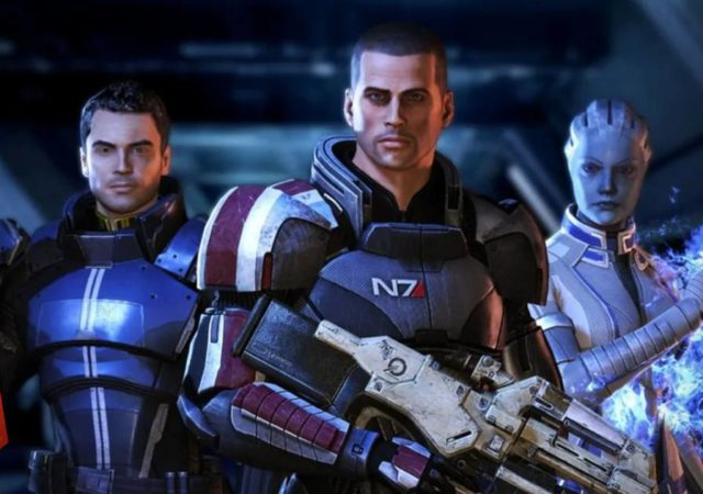 Mass Effect: Legendary Edition, Mass Effect, Mass Effect: Legendary Edition prosticipato al 2021