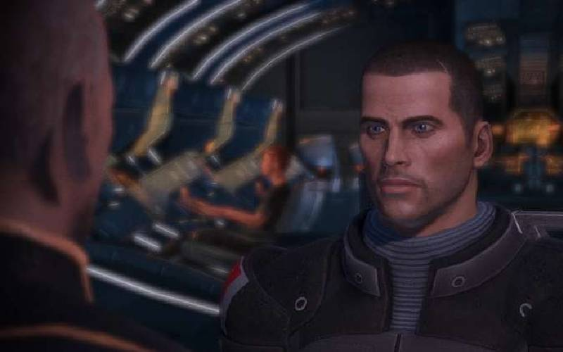 Mass Effect, Mass Effect Trilogy Remastered, Electronic Arts, BioWare